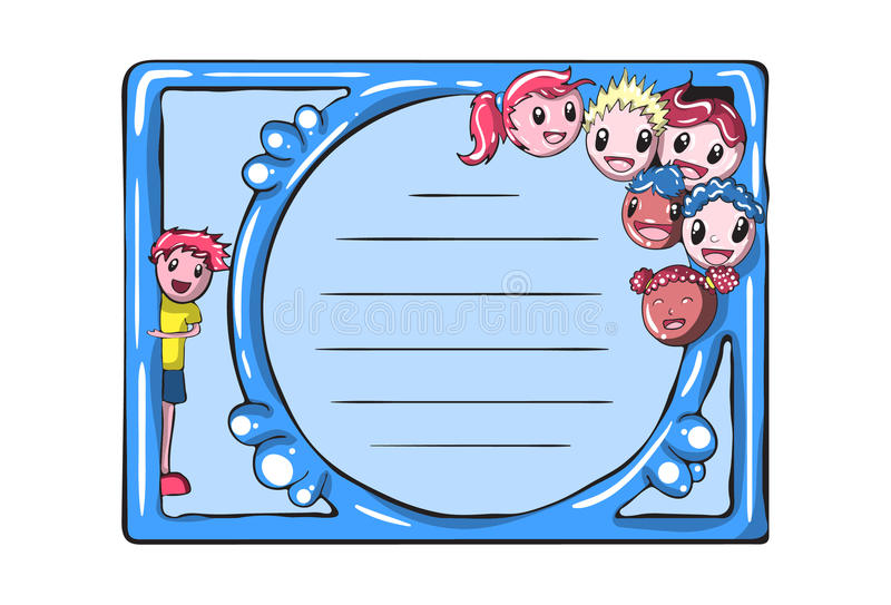 Cartoon Vector Memo, Cards, Notes, Stickers, Labels, Tags . Template for Greeting Scrap booking, Congratulations, Invitations. Cartoon Vector Memo Cards Notes vector illustration