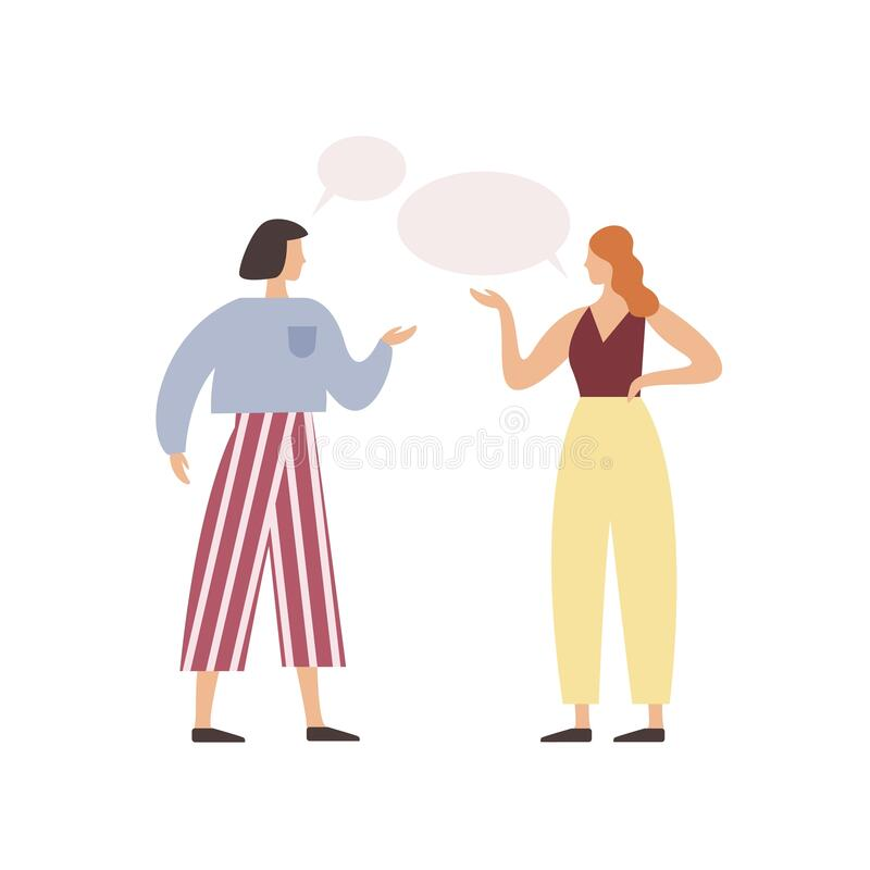 Two People Talking Cartoon Stock Illustrations 2 731 Two People Talking Cartoon Stock Illustrations Vectors Clipart Dreamstime Simple glyph, flat vector of people icons for ui and ux, website or mobile application. two people talking cartoon stock