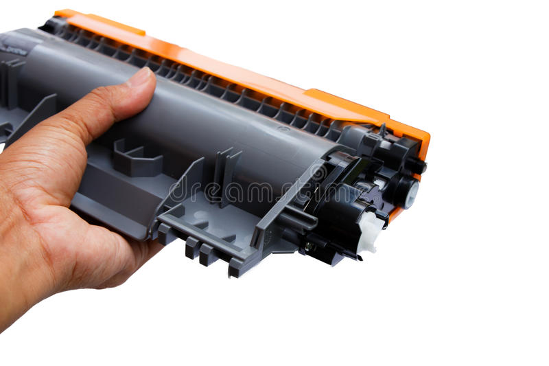 Download Cartridge For Laser Printer Stock Photography - Image: 34537062