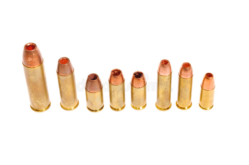Download Cartridge types stock image. Image of hunting, bullets - 38584991