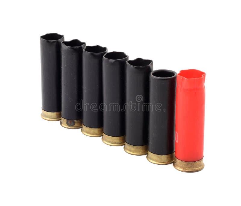 Cartridges stock photo