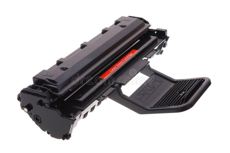 Cartucho de impressora do laser foto de stock royalty free