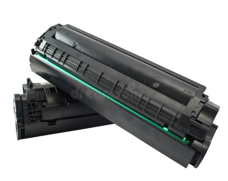 Cartucho para a impressora de laser imagem de stock royalty free