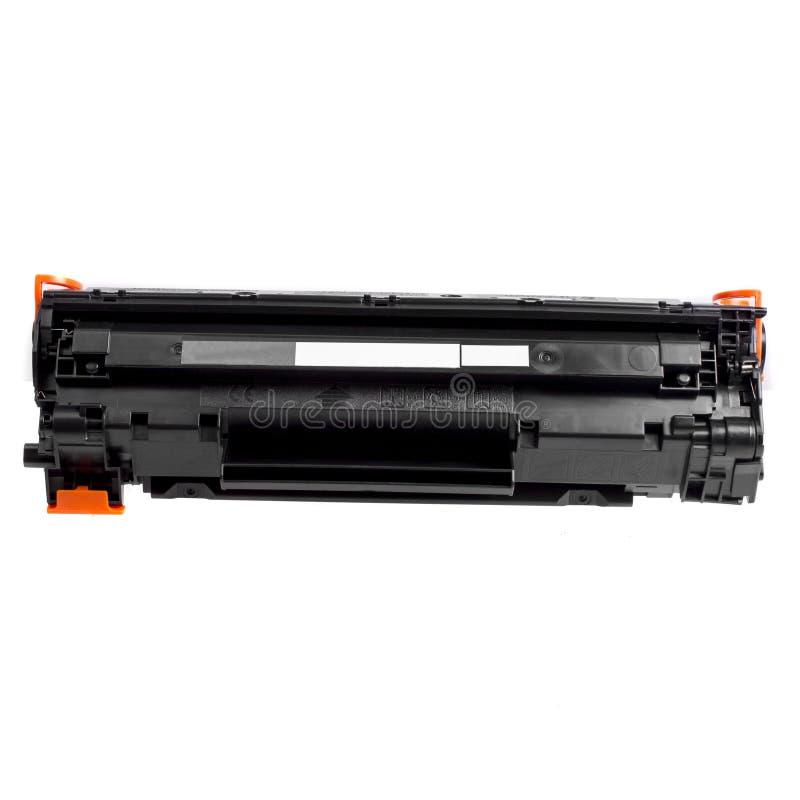 Cartucho para a impressora de laser fotos de stock