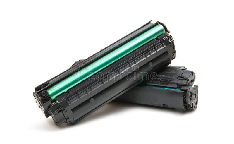Cartucho para a impressora de laser foto de stock royalty free