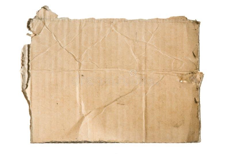 Cartulina imagen de archivo