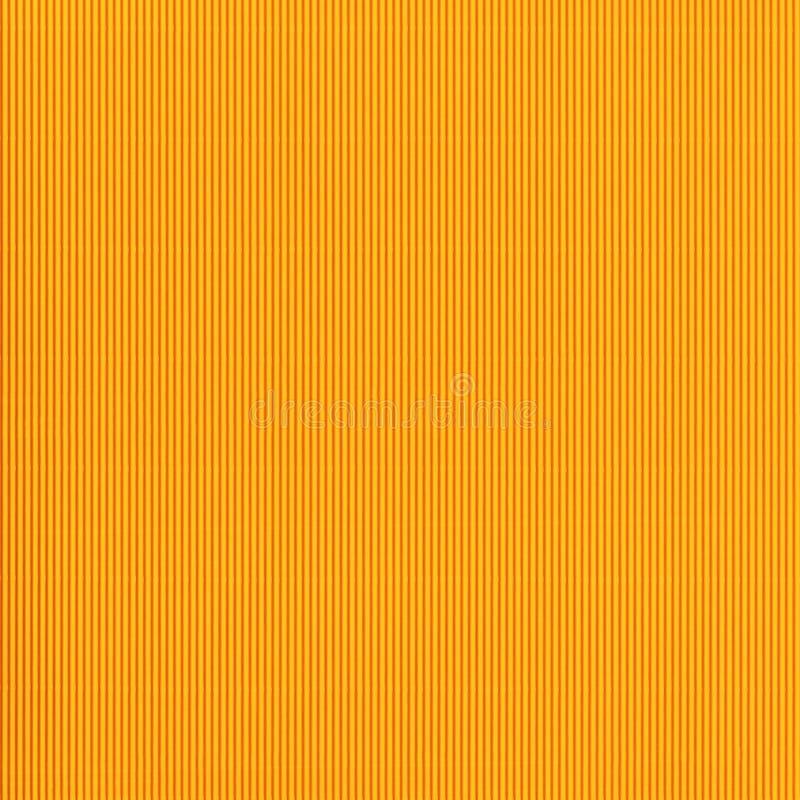 Cartulina acanalada amarilla fotos de archivo libres de regalías
