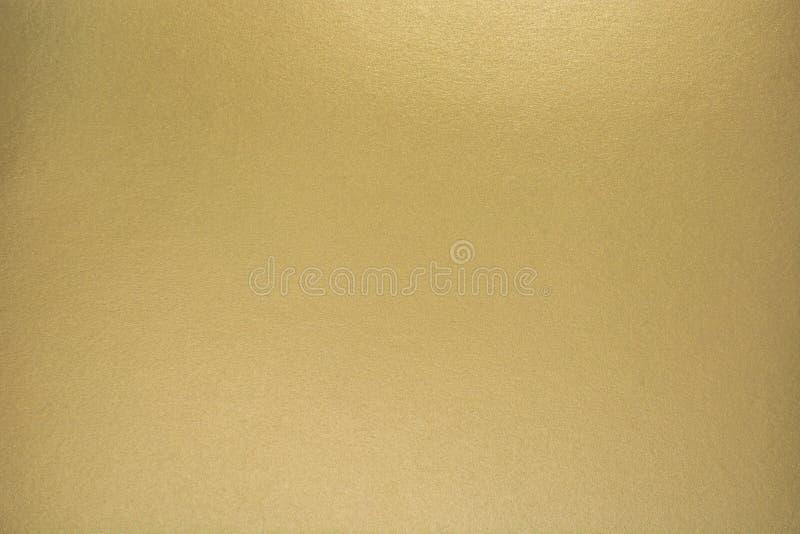 Cartulina del oro foto de archivo