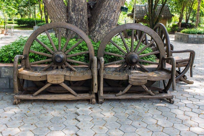 Download Cartwheel Chair , Thai Style Stock Image - Image: 32431719