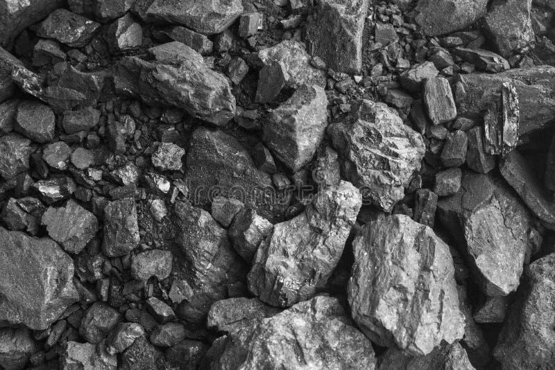 Carvão vegetal preto natural para o fundo imagens de stock
