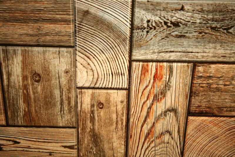 Carvalho do parquet Placas de madeira para o assoalho laminate fotografia de stock