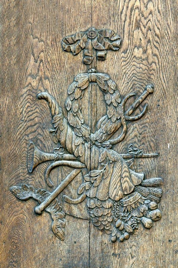 Carved door stock images