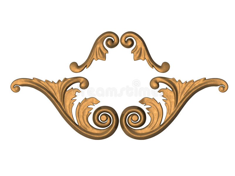 Carving vector illustration