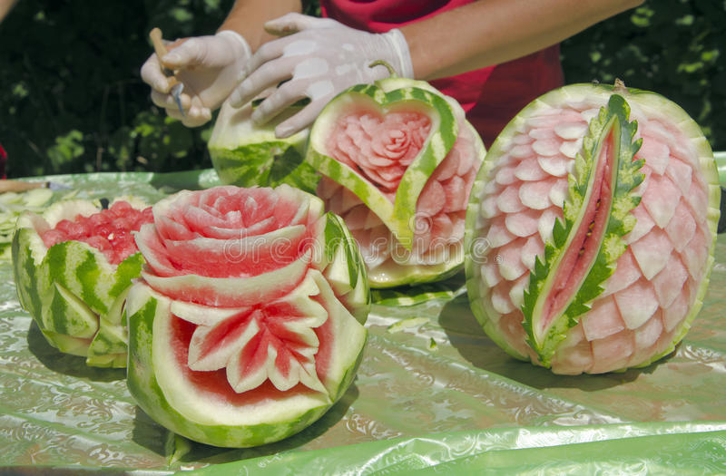 Download Carving stock image. Image of funny, fine, detail, flower - 20942087