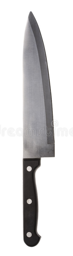 Carving knife stock photo