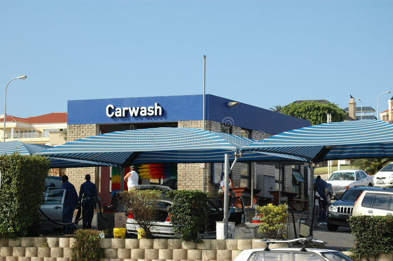 carwash zdjęcia royalty free