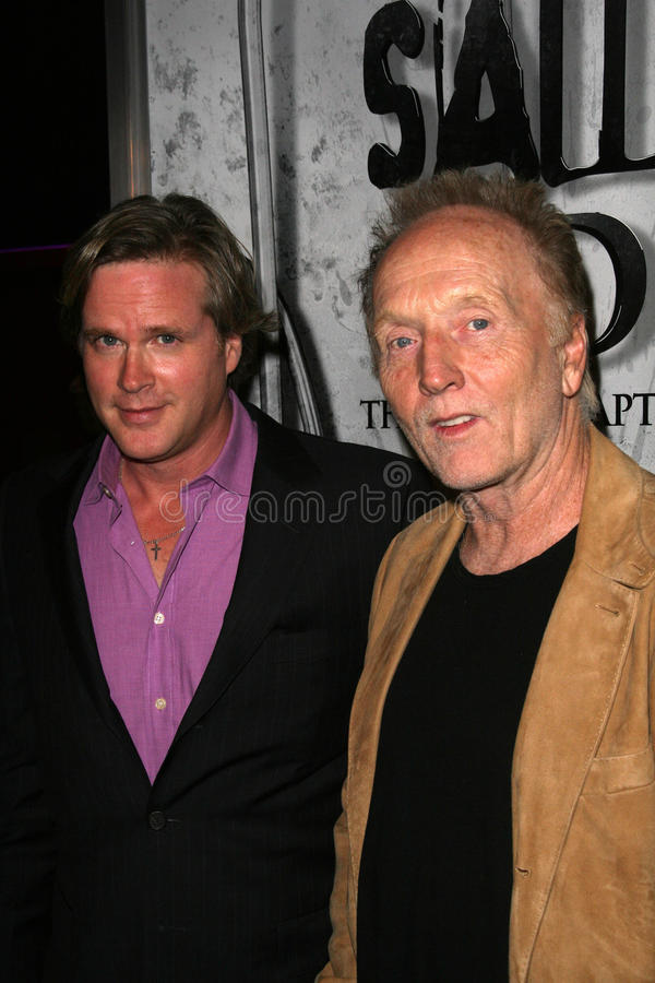 Cary Elwes,Tobin Bell,Specials