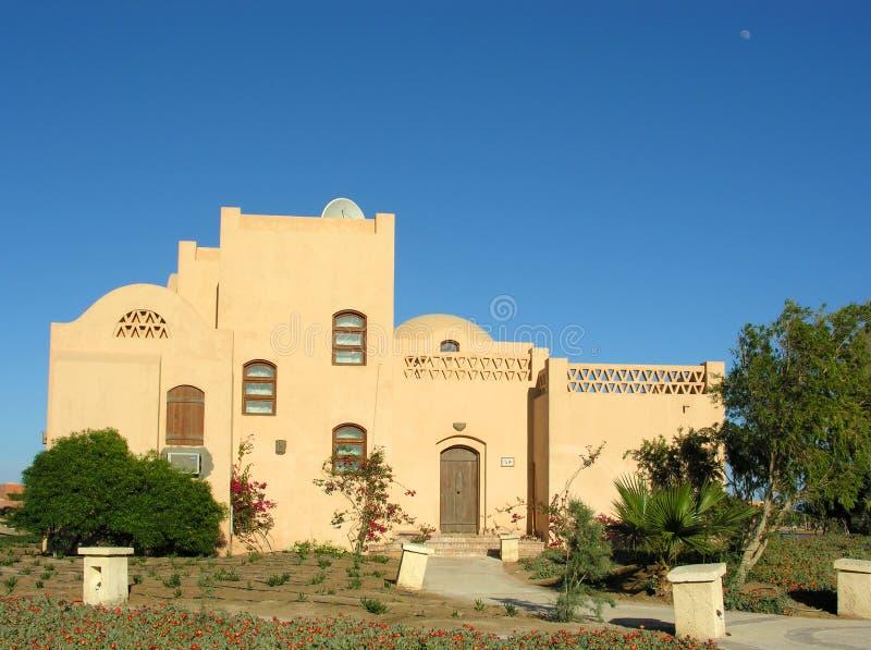 Casa árabe 2 imagem de stock