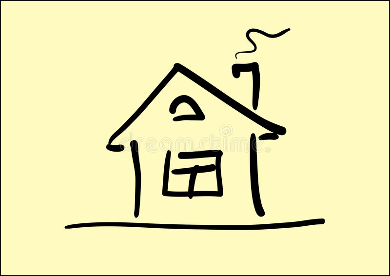 Casa libre illustration