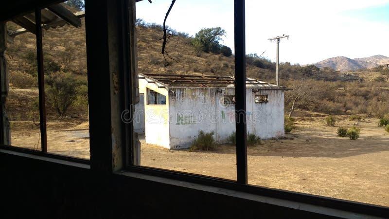 Casa abandonada fotografia de stock royalty free
