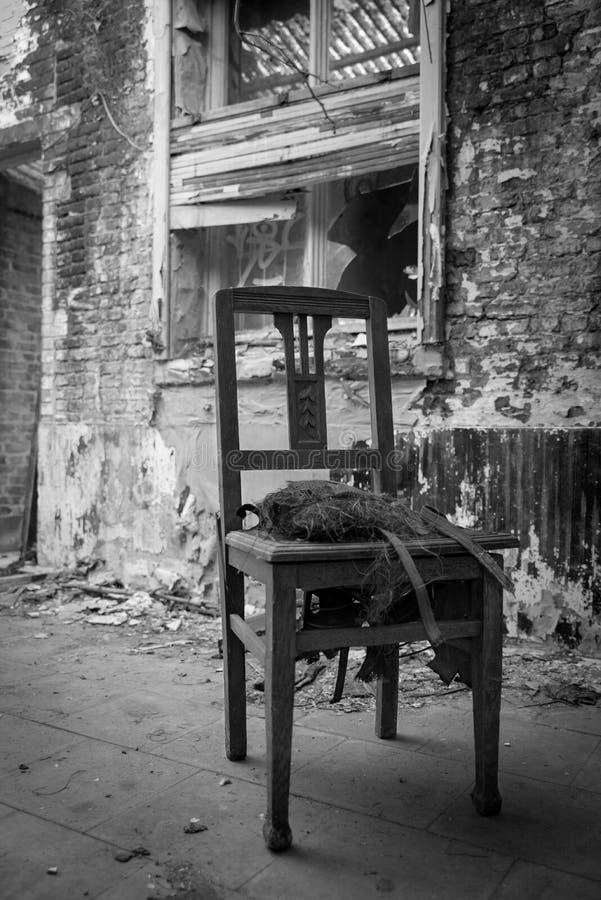 Casa abandonada foto de archivo libre de regalías