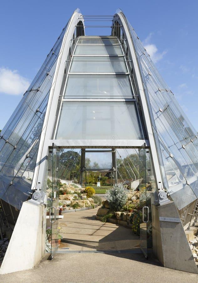 Casa alpina de Davies em jardins de Kew fotografia de stock royalty free
