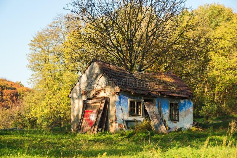 Casa arruinada
