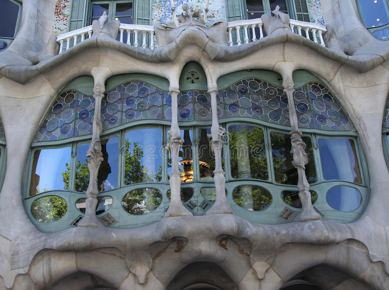 Download Casa Batllo 3 Editorial Stock Photo - Image: 20636158