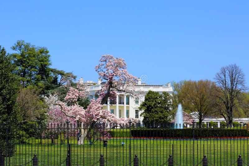 Casa blanca imagen de archivo libre de regalías