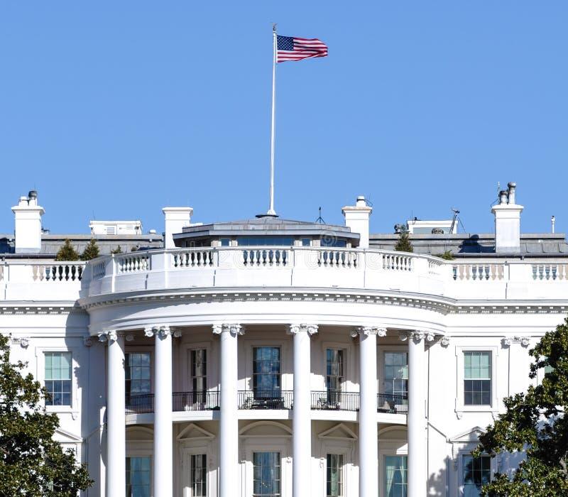 Casa Blanca en Washington DC imagen de archivo libre de regalías