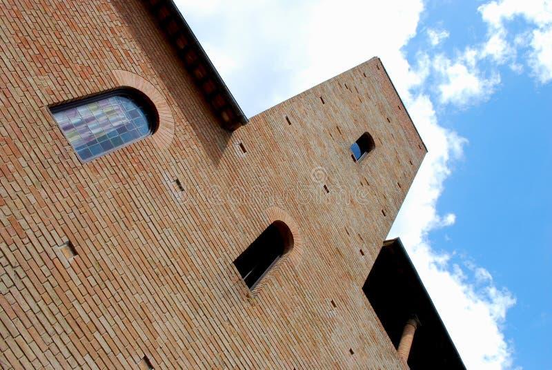 Casa Boccaccio royalty free stock photos