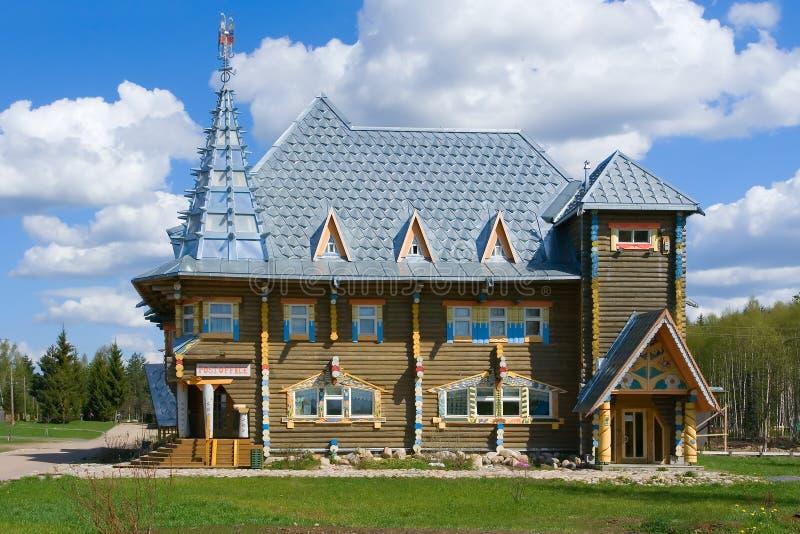 Casa bonita fotografia de stock