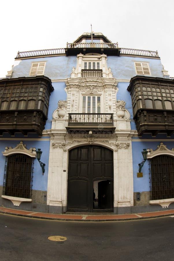 casa centro garcilaso vega osambela zdjęcia royalty free