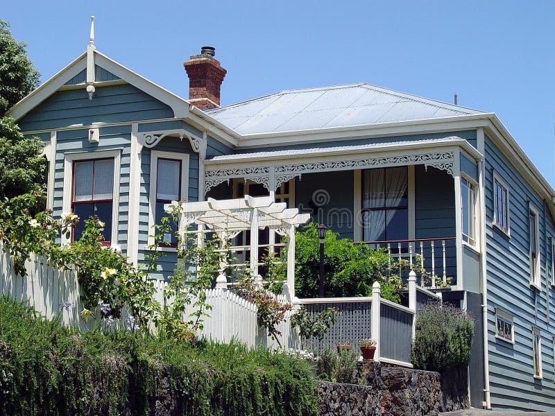 Casa colonial 4 imagens de stock royalty free