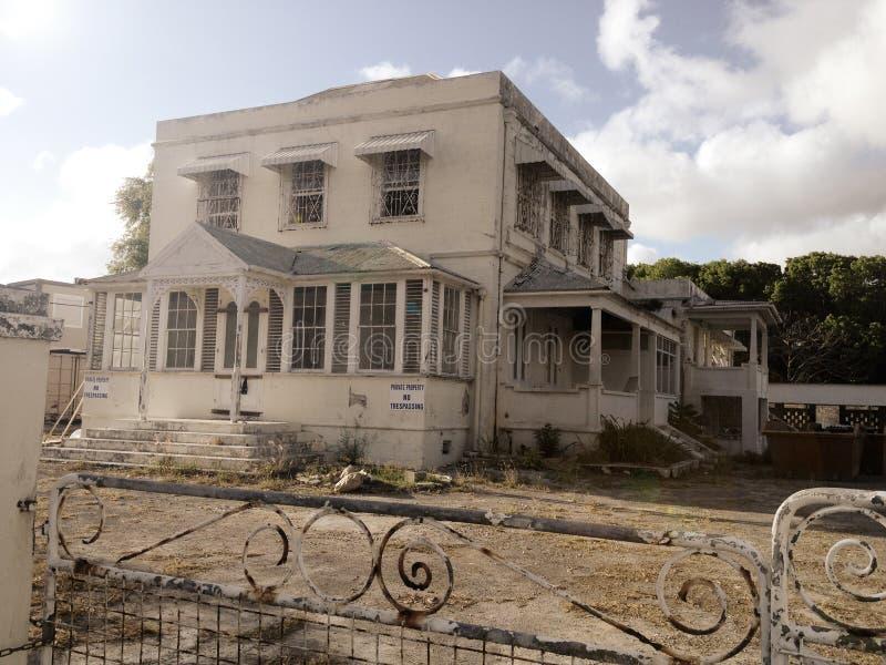 Casa colonial vieja imagenes de archivo
