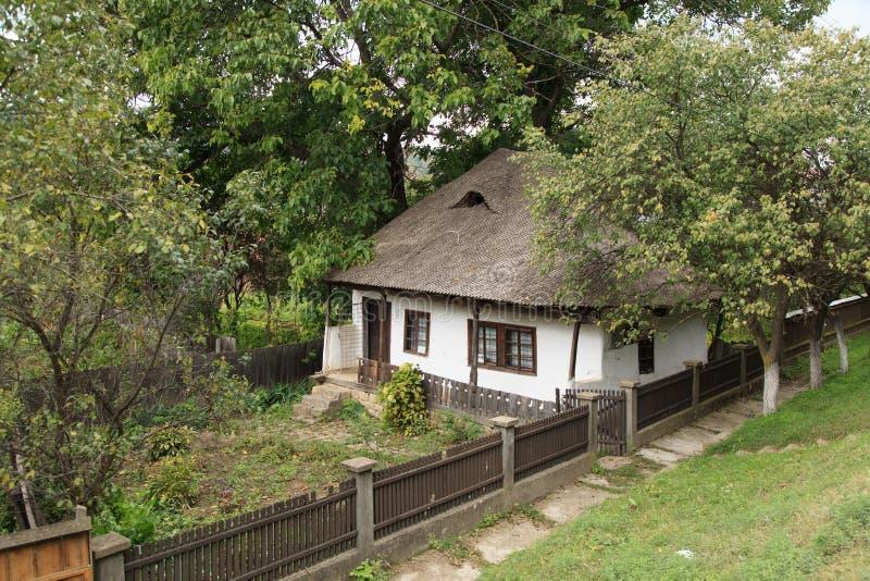 Casa commemorativa Mos Ion Roata fotografia stock libera da diritti