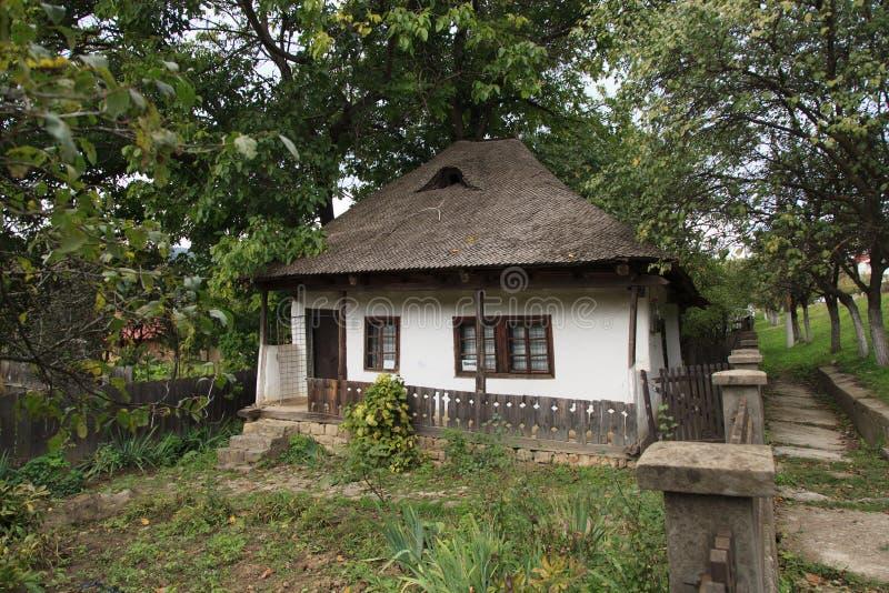 Casa conmemorativa Mos Ion Roata foto de archivo libre de regalías