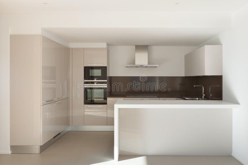 Casa, cozinha doméstica imagens de stock royalty free