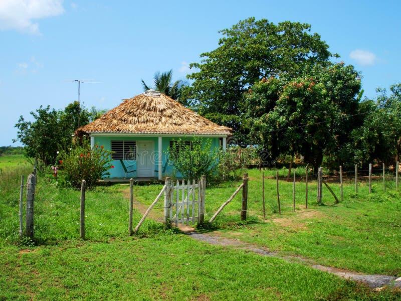 Casa cubana fotos de stock