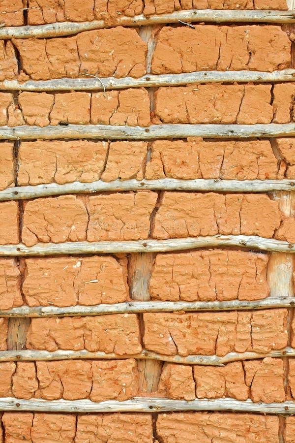 Casa Da Lama (textura) Foto de Stock