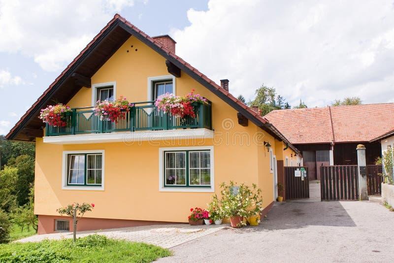 Download Casa Da Quinta Rural Imagens de Stock - Imagem: 14268224