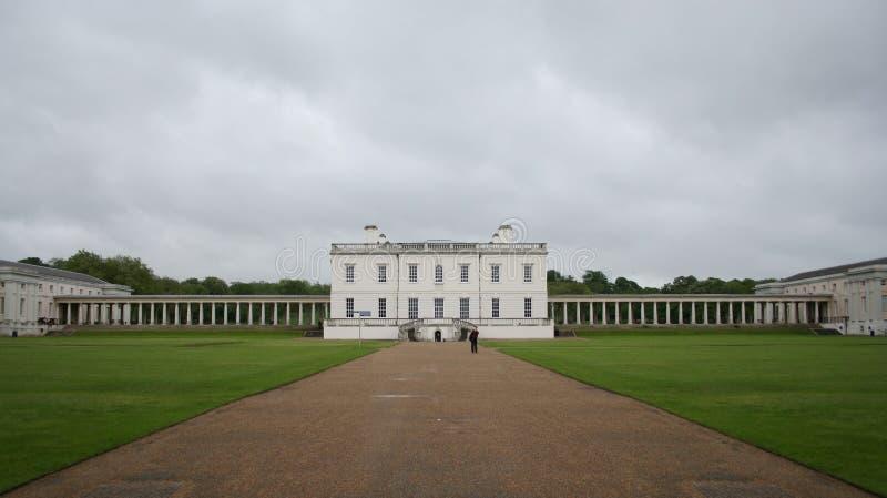 Casa da rainha, Greenwich fotografia de stock