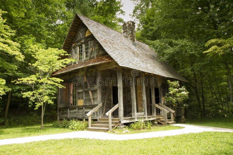 A casa da rocha imagens de stock