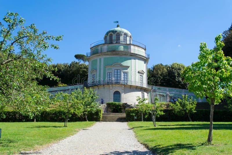 Casa Da Tè Dei Giardini Di Boboli Dominio Pubblico Gratuito Cc0 Immagine