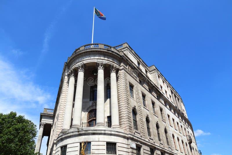 Casa de África do Sul foto de stock royalty free