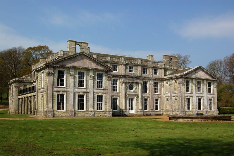 Casa de Appuldurcombe, isla del Wight fotos de archivo libres de regalías