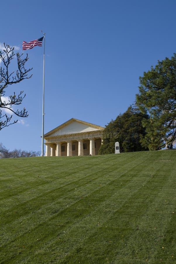 Casa de Arlington foto de stock royalty free