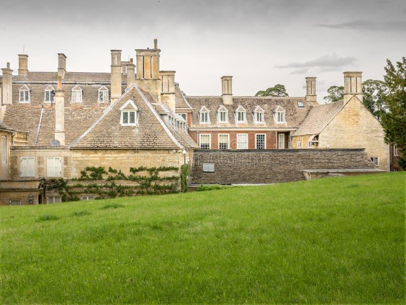 Casa de Boughton fotografia de stock royalty free