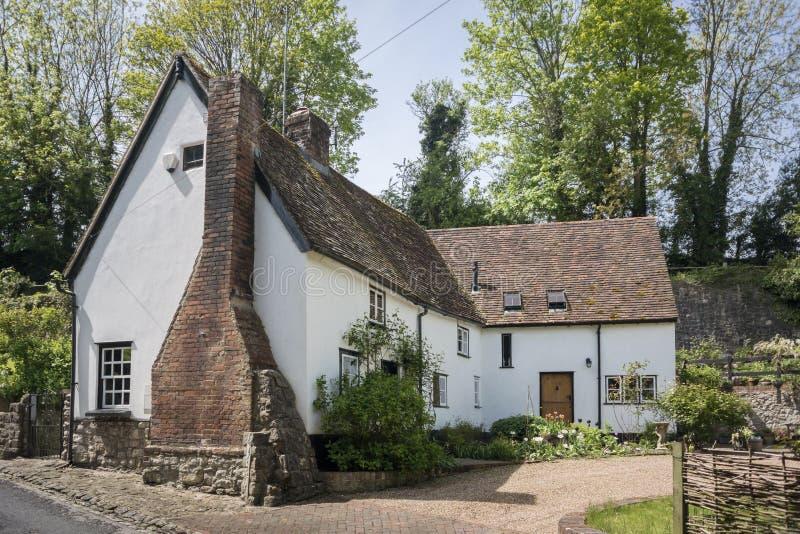 Casa de campo bonita em Kent, Reino Unido imagens de stock