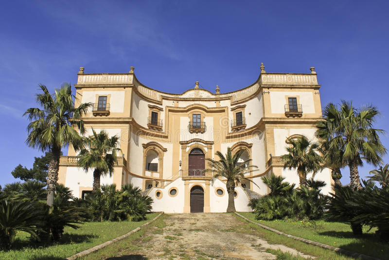 Casa de campo Cattolica imagem de stock royalty free